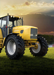 Agricultural machinery (North America)