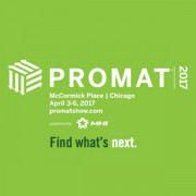 3. April bis zu 6. April, PROMAT 2017, Chicago (USA), Stand S4423