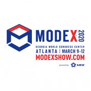 9. – 12. März, MODEX 2020, Atlanta (USA), Booth #6506